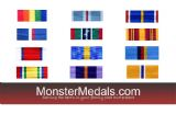 FULL SIZE COMMEMORATIVE & UNOFFICIAL MEDAL RIBBON